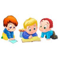 Изучаем буквы и слова